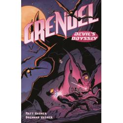 GRENDEL DEVILS ODYSSEY 3 CVR B SCHKADE