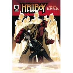 HELLBOY THE BPRD THE SEVEN WIVES CLUB 1 CVR A HUGHES