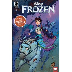 DISNEY FROZEN TRUE TREASURE 2 CVR A PETROVICH