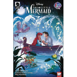 DISNEY THE LITTLE MERMAID 3