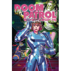 DOOM PATROL WEIGHT OF THE WORLDS 6