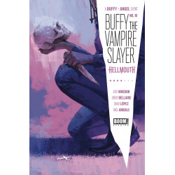 BUFFY THE VAMPIRE SLAYER 10 CVR A MAIN ASPINALL