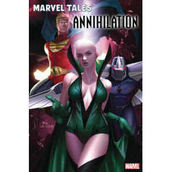 MARVEL TALES ANNIHILATION 1
