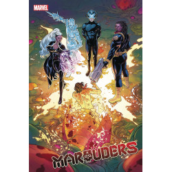 MARAUDERS 3 DX