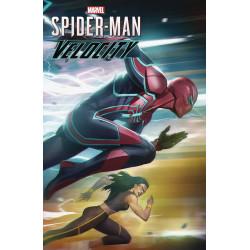 SPIDER-MAN VELOCITY 5
