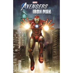 MARVELS AVENGERS IRON MAN 1