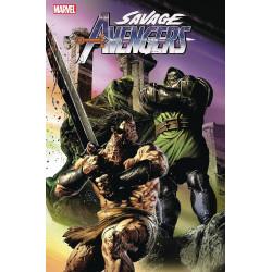 SAVAGE AVENGERS 8