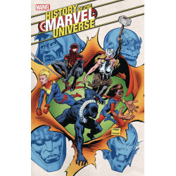 HISTORY OF MARVEL UNIVERSE 6