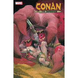 CONAN THE BARBARIAN 12