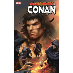 SAVAGE SWORD OF CONAN 12