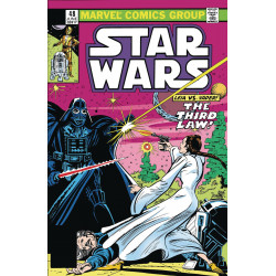 TRUE BELIEVERS STAR WARS VADER VS LEIA 1