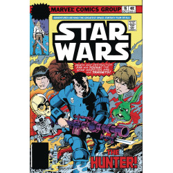 TRUE BELIEVERS STAR WARS HUNTER 1