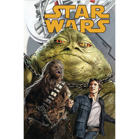 TRUE BELIEVERS STAR WARS HUTT RUN 1