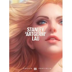 STANLEY ARTGERM LAU DC POSTER PORTFOLIO