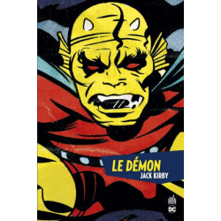 DC ARCHIVES - LE DEMON DE JACK KIRBY