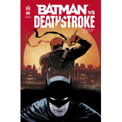 DC REBIRTH - BATMAN VS DEATHSTROKE