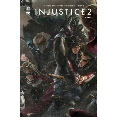 URBAN GAMES - INJUSTICE 2 TOME 5