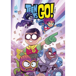URBAN KIDS - T03 - TEEN TITANS GO ! VOLUME 3