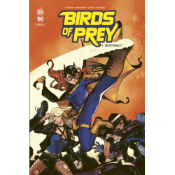 DC DELUXE - BIRDS OF PREY REBIRTH TOME 1