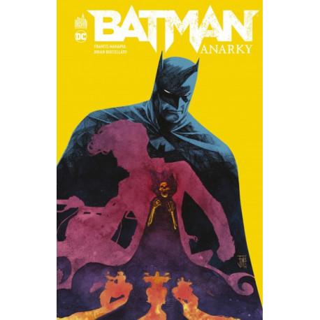 DC RENAISSANCE - BATMAN ANARKY