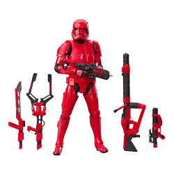 SITH TROOPER STAR WARS BLACK SERIES FIGURINE SDCC 2019 EXCLUSIVE 15 CM