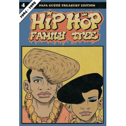 HIP HOP FAMILY TREE T4 1984-1985