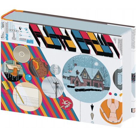 CHRIS WARE RUSTY BROWN UK ED HC
