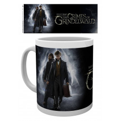 ONE SHEET FANTASTIC BEASTS CRIMES OF GRINDELWALD BOXED MUG
