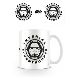 IMPERIAL STORMTROOPER STAR WARS BOXED MUG