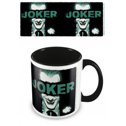 JOKER PUT ON HAPPY FACE DC COMICS BOXED MUG