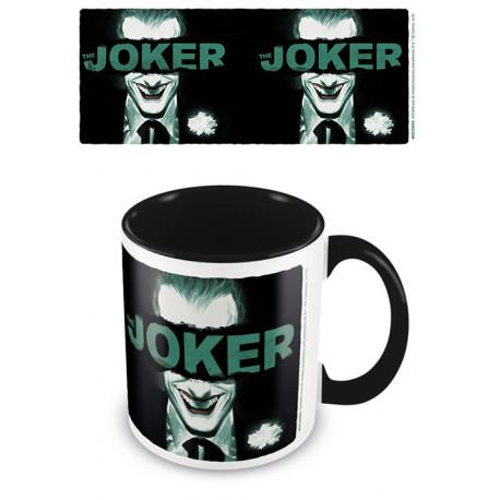 JOKER PUT ON HAPPY FACE DC COMICS BOXED MUG