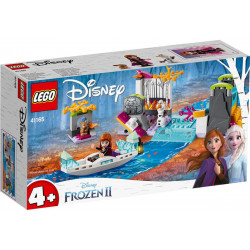 ANNA'S CANOE EXPEDITION FROZEN II LEGO BOX 41165