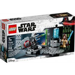 DEATH STAR CANNON STAR WARS LEGO BOX 75246