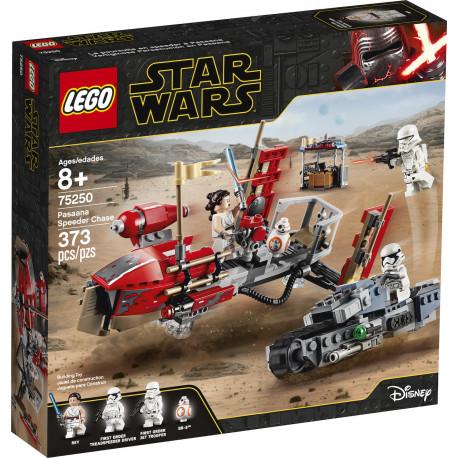 PASAANA SPEEDER CHASE STAR WARS LEGO BOX 75250