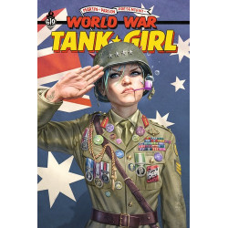 TANK GIRL : WORLD WAR TANK GIRL