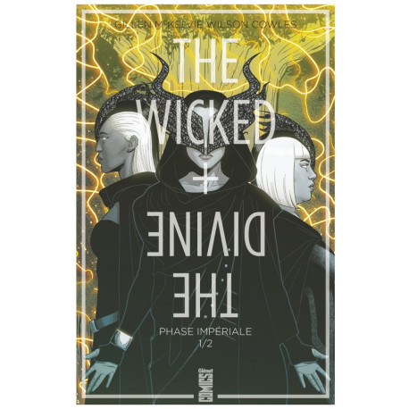 THE WICKED + THE DIVINE - TOME 05 - PHASE IMPERIALE (1ERE PARTIE)