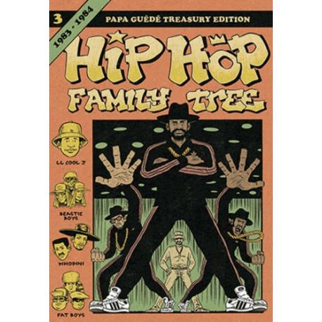 HIP HOP FAMILY TREE T3 1983-1984