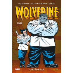 WOLVERINE :L'INTEGRALE T02 (1989) NED