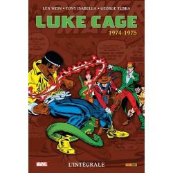 LUKE CAGE : L'INTEGRALE T02 (1974-1975)
