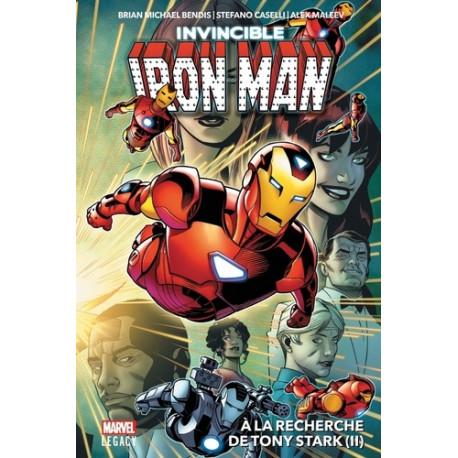 MARVEL LEGACY : IRON MAN T02