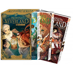THE PROMISED NEVERAND PACK T01 A 03 NED