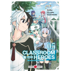 CLASSROOM FOR HEROES - T05