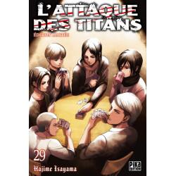 L'ATTAQUE DES TITANS T29 EDITION LIMITEE