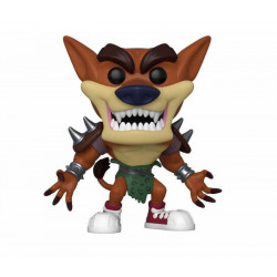 TINY TIGER CRASH BANDICOOT POP! GAMES VYNIL FIGURE