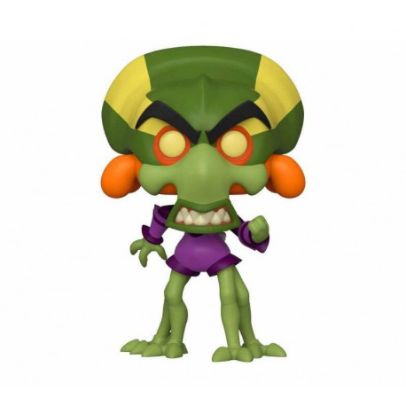 NITRO OXIDE CRASH BANDICOOT POP! GAMES VYNIL FIGURE