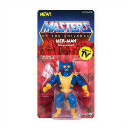 MER-MAN MASTERS OF THE UNIVERSE ACTION FIGURE