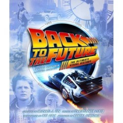 BACK TO THE FUTURE ULTIMATE VISUAL HISTORY