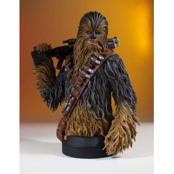 CHEWBACCA STAR WARS SOLO MINI BUST