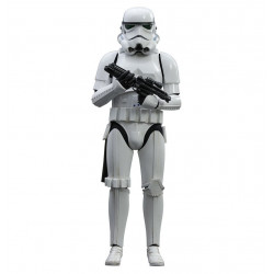 STORMTROOPER DELUXE VERSION STAR WARS MASTERPIECE 1/6 HOT TOYS ACTION FIGURE