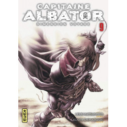 CAPITAINE ALBATOR DIMENSION VOYAGE, TOME 9